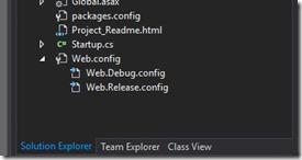 WebConfigs
